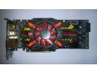 Graphics Card - XFX Radeon HD 5830