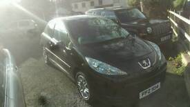 2011 Peugeot 207 1.4 petrol only 29K miles with full mot
