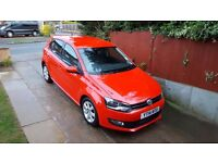 VW 1.2 polo match edition full service history and 11 months MOT left