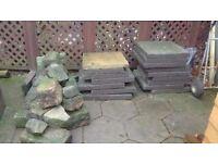 Garden stone/rocks