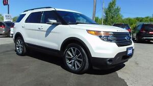 2015 Ford Explorer XLT 4X4 - ONE OWNER - CLEAN CARPROOF - 29.298