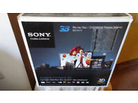 Sony Blu-ray 3D 5.1 Home Theatre System Boxed