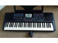 keyboard yamaha psr 220