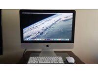 """iMac 21.5"""" i5 2.5Ghz (Mid 2011), 8GB DDR3 Ram, 500GB HDD, RADEON HD 6770M 512MB Graphics, El Capitan"""
