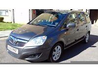Vauxhall Zafira Design Diesel 1.9 Cdti '' 2010 '' Manual