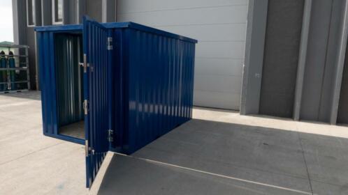 Hedendaags ≥ 20 ft geïsoleerde container te gebruiken als fietsenstalling NF-26