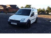 "FORD TRANSIT CONNECT 04 PLATE ++1.8 DIESEL MANUAL++LOW MILES++ST ALLOYS 18""++FRESH MOT++"