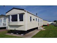 Static Caravan For Sale Northumberland (3 Bed Sleeps 8)