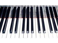 My piano/music/Polish skills for your British (online)