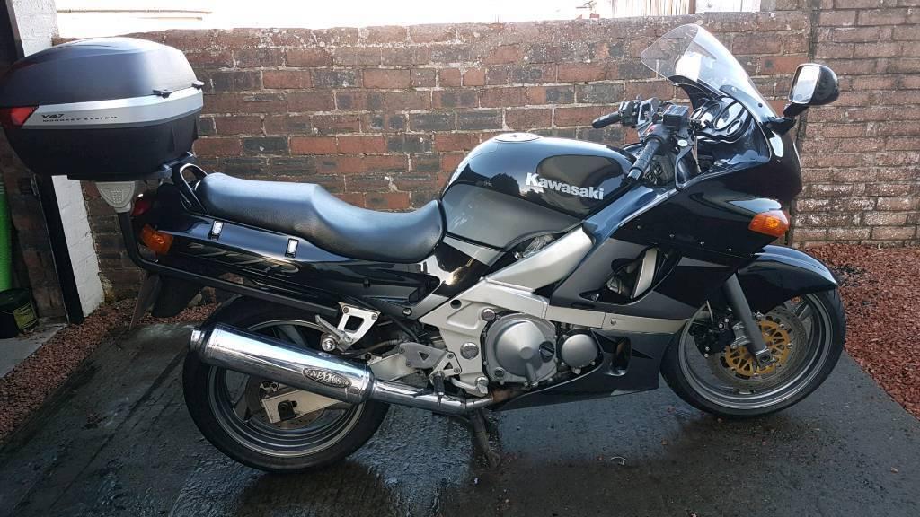 SOLD ZZR 600 E6 1998