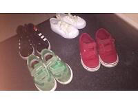Boys shoes size 8