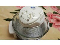 New Halogen Oven Visicook. Brand New. Collect today cheap. ideal Christmas Present.