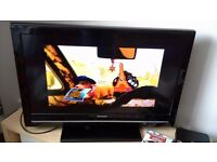 SHARP 32 inch flat screen tv
