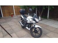 Honda CBF 125 M-D Motorbike