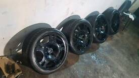 Bmw 6 series alloy wheels