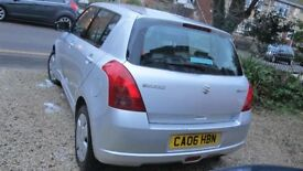 Suzuki Swift 1.3 GL 5dr , full service history, 4 spare tyres included, solid car