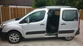 2013 Citroen Berlingo Multispace XTR