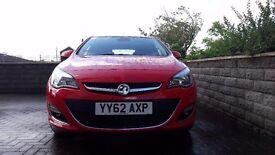 Vauxhall Astra Elite Low Mileage