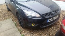 Ford focus 1.6 diesel fully reconditioned engine .cheap tax and insurance.