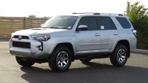 WANTED: 2017/2018 Toyota 4Runner TRD Off Road Silver