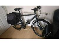 Commuter hybrid bike
