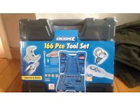 Kincrome 166pce tool set