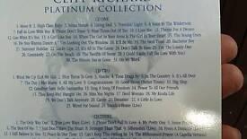 Cliff Richard platinum collection