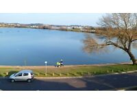 POOLE PARK - WATERFRONT - modern large 2Bed flat available