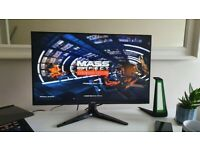 """ACER KG271G Full HD 27"""" IPS LED Monitor - Black"""