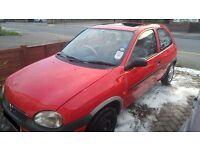 Vauxhall Corsa 1.2 LS 1997