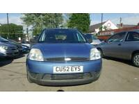 Ford Fiesta Finesse Blue 1.3 5 Door Small Clean Car