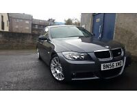 Rare bmw 320si low mileage.