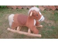 Rocking Horse for Young Child + FREE DELIVERY