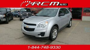 2011 Chevrolet Equinox LS SUV BLUETOOTH ABS TCS