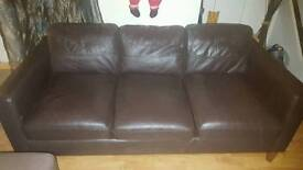 3 seater Next sofa