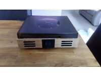 Turntable, portable, Used once