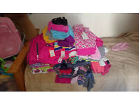 Girl clothes 3-4 years