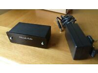 Edwards Audio Apprentice MM phono stage for vinyl playback