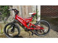 Muddyfox Recoil24 Mountain Bike