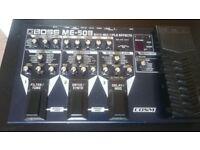 BOSS ME-50b Multi Bass FX pedal