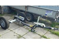 Brand new bpw generator 1500kg braked trailer chassis huge saving no vat