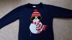 Kids Christmas Jumper for age 3-4