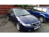 Honda Accord 2.2 ctdi 54reg 127k all parts.
