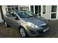 2012 Vauxhall Corsa 1.2 Petrol For Sale £3995 ONO