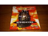 Dr Who and the Dalek Spinomatic
