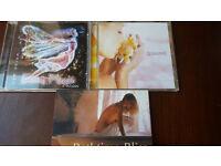 bundle of cd`s