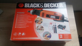RT650KA Black and Decker tool set - complete in box