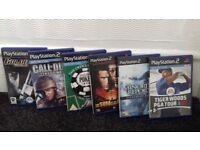 Playstation 2 + games
