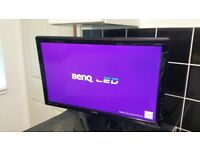 "BENQ 21.5"" DESKTOP LCD MONITOR WITH STAND GL2250-B DVI-D VGA"