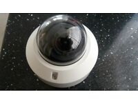 "Panasonic WV-SFN311L 1/3"" MOS static HD Network IP camera CCTV"